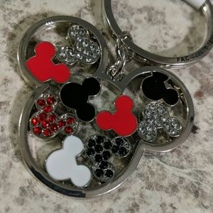 Disney Cruise Line Mickey Mouse Keychain